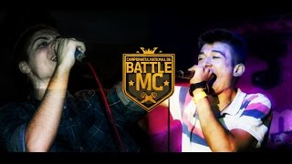 BattleMC Romania: Psihotrop vs Neli (2014)