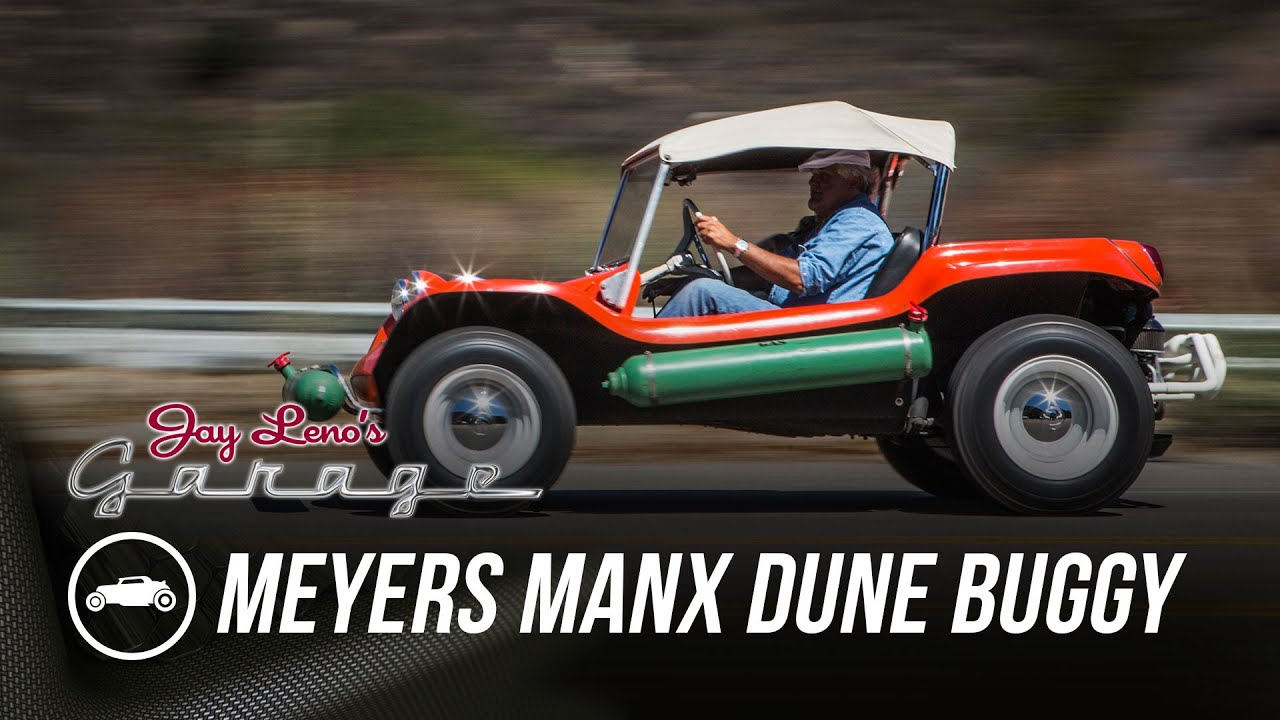 The Meyers Manx - A Quick & Essential Brief History