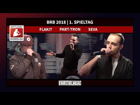 BRB 2018 | 1. Spieltag - Part-Tron vs Seva vs Flakit (Triple-Threat-Match)