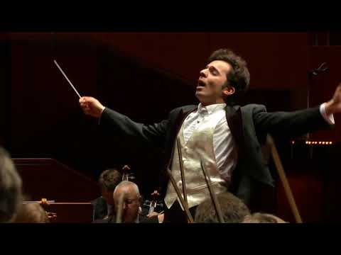 La Valse by Maurice Ravel. Frankfurt Radio Symphony Orchestra. Farkhad Khudyev conductor.