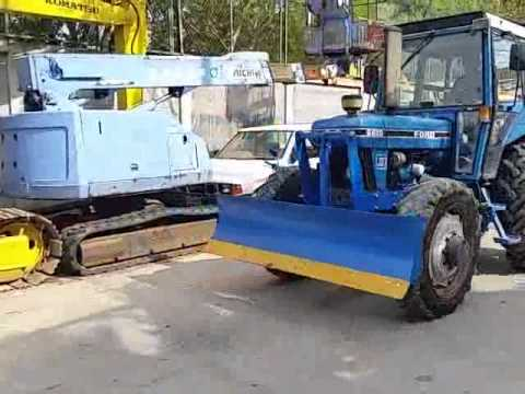 รับสั่งจอง รถไถ FORD 6610 เก่านอก 2 เพลา อุปกรณ์ครบ เพียง 580,000 บาท