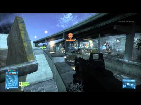 Battlefield 3 - February 17, 2012 - The Tehran Highway Screwjob