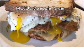 Scrapple Tower MOJO Style