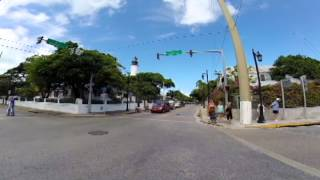 Key West Downtown Longboard Ride