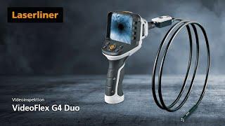 Videoinspektionssystem - Innovation - VideoFlex G4 Duo - 082.244A