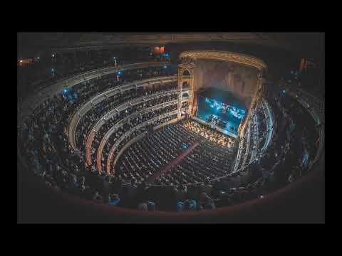 Hernan Cattaneo Connected @ Teatro Colon AUDIO / TRACKLIST