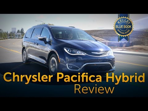 2018 Chrysler Pacifica Hybrid – Review & Road Test