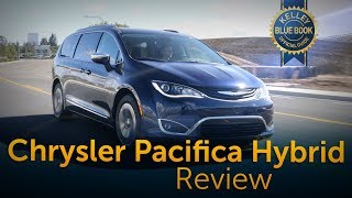 2019 Chrysler Pacifica Hybrid - Review & Road Test