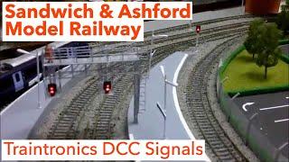 Traintronics DCC Signals