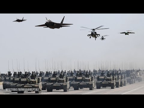 China Military Parade 1945-2018: China's Newest and Deadliest Weapons