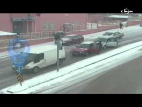Başkent'teki mobeseye yansıyan ilginç kazalar Polis Haber polis.web.tr