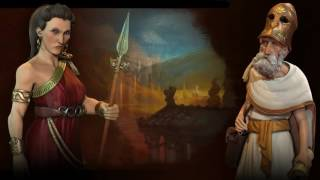 Greece Theme - Industrial (Civilization 6 OST)   Epitaph of Seikilos