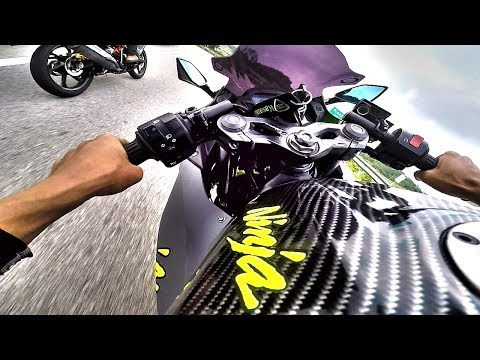 Kawasaki Ninja 250SL - Casual Ride