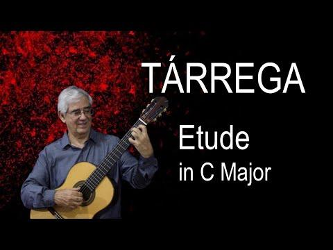 Etude in C Major (F. Tárrega)