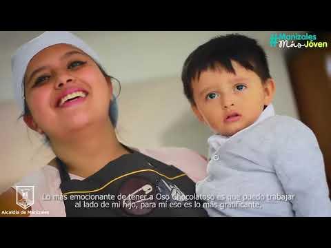 La historia de Oso Chocolatoso: Uno de nuestros participantes de Joven Manizaleño Más Emprendedor