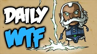 Dota 2 Daily WTF - Hey dude