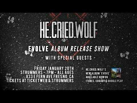 Evolve Album Release Promo 1.20.17 @Strummers