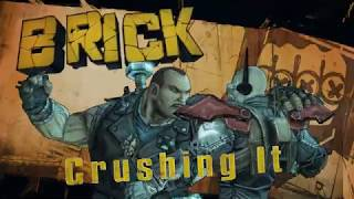 Borderlands 2 Commander Lilith & the Fight for Sanctuary - Brick ( A Hard Place Mission)
