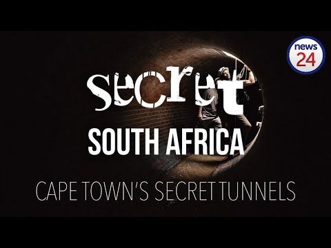 Secret South Africa | Cape Town's tunnel system