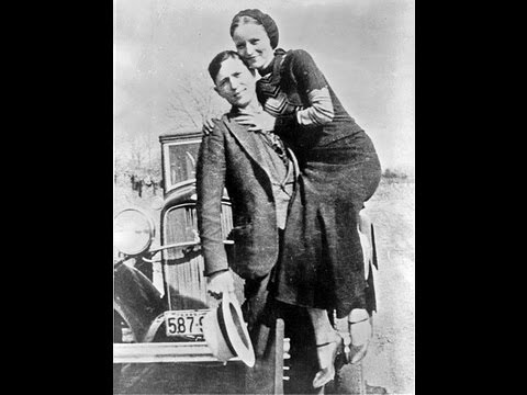 What Really Happened to  Bonnie & Clyde?  Part 1