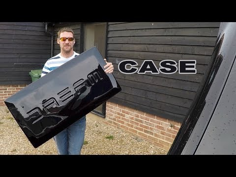 Sleeping in a Model S (using a Dreamcase) and another Tesla breakage