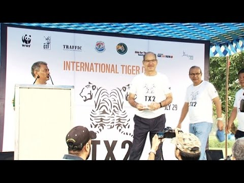 Environment minister asks tourists across globe to visit India to see Tiger