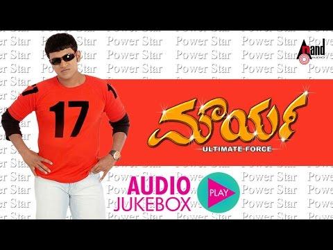 Maurya Kannada Movie Songs    Full Songs JukeBox   Puneeth Rajkumar, Meera Jasmine    Gurukiran