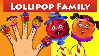 Lollipop Finger Family And Many More Nursery Rhymes For Children