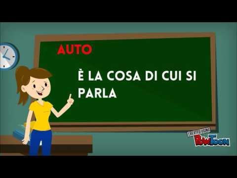L'analisi logica. I diversi complementi (prima parte)из YouTube · Длительность: 9 мин51 с