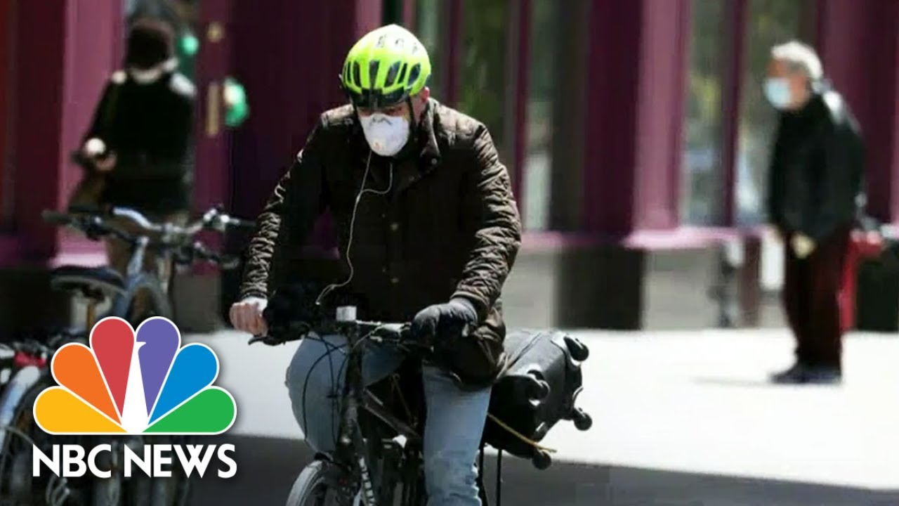 Battle Over Reopening America Intensifies State By State | NBC Nightly News