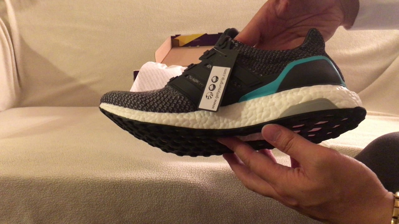 ef33084c4 Under Retail Unboxing Adidas Ultra Boost Shock Mint  DICKS  adidasrunning