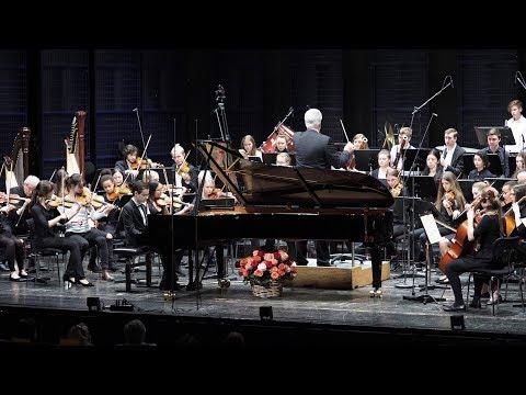Maximilian Haberstock plays Beethoven Piano Concerto No.3