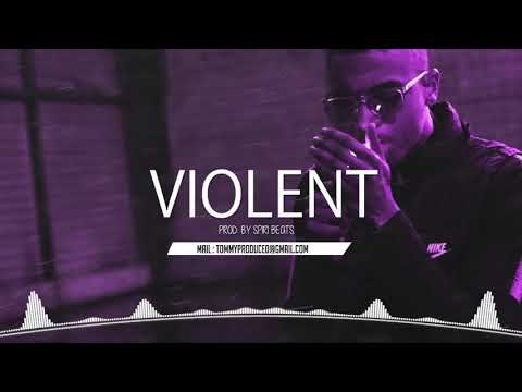 Timal - Violent (Instrumental) [Prod by SPIRI]