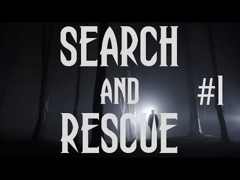 """I'm a Search and Rescue Officer for the US Forest Service"" 