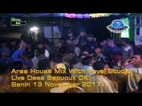 """Sayang DJ Febri Version"" ARSA Live Sepucuk OKI (13/11/17) Created By Royal Studio"