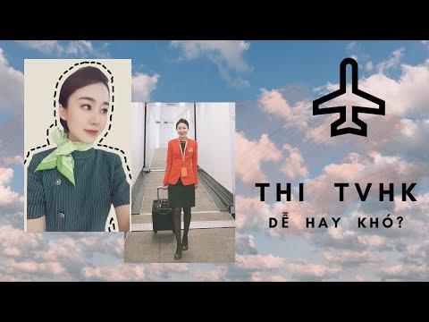 KINH NGHIỆM THI TUYỂN TIẾP VIÊN HÀNG KHÔNG| EVA AIR - VIETNAM AIRLINES - JETSTAR