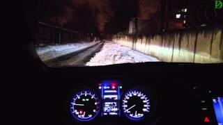 Ночной обзор Toyota Prado 150 (4k, UHD)