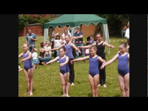 Dance Sensation School of Performing Arts Park Lane School Summer Fate June 2007