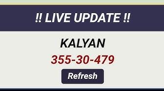 CLOSS 0 PASS -  KALYAN MATKA 09-03-2020 SINGLE OPEN SINGLE JODI कल्याण मटका सिंगल ओपन जोडी ट्रिक