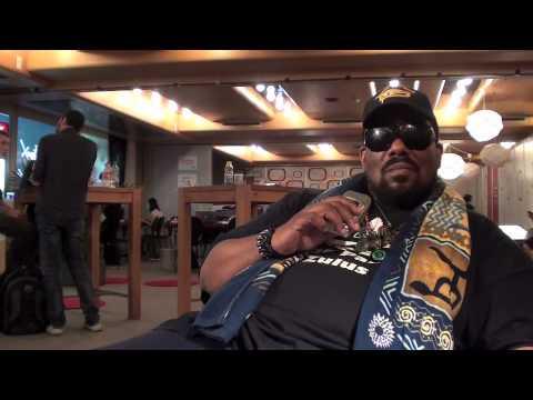 Afrika Bambaataa Interview