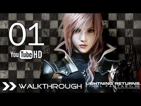 Lightning Returns Final Fantasy XIII Walkthrough Gameplay English Dub - Part 1 Opening No Commentary  sc 1 st  YouTube & Lightning Returns Final Fantasy XIII Walkthrough Gameplay English ... azcodes.com