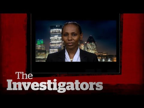 Libya slave auctions: Reporting on the slavery trade (The Investigators with Diana Swain)