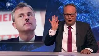 Oliver Welke zur Bundespräsidentenwahl in Österreich