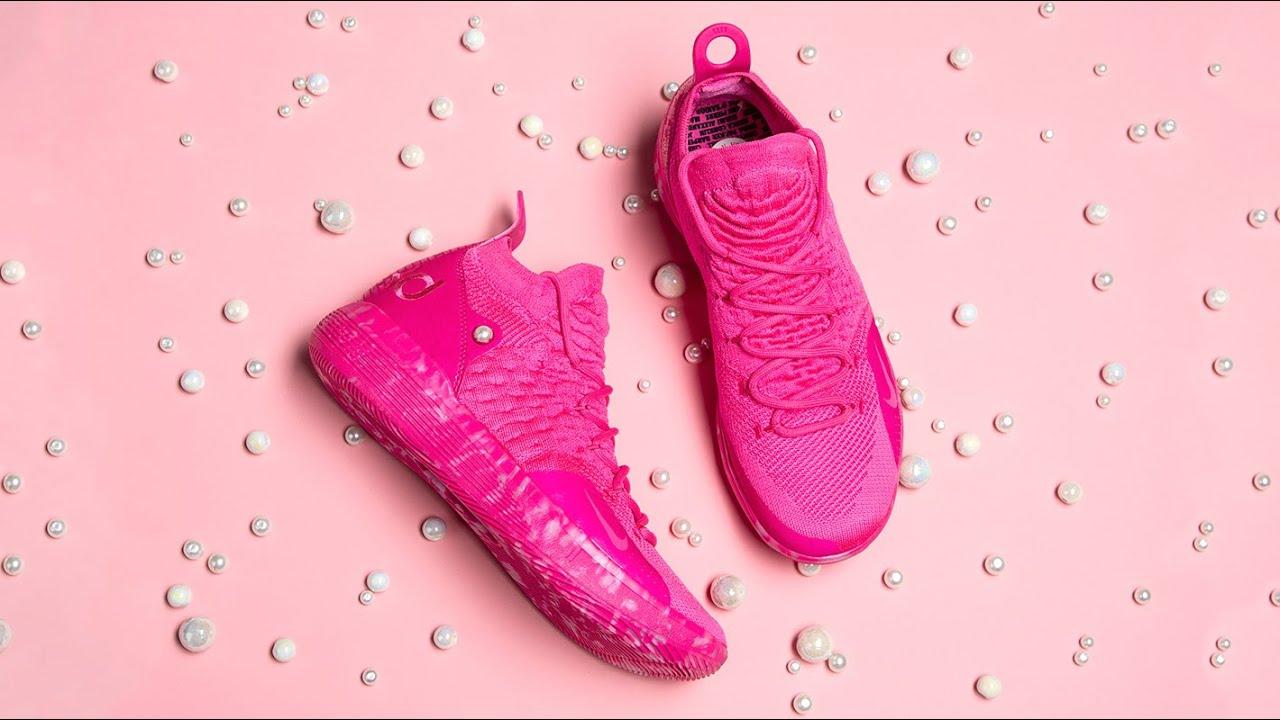 Nike KD11 Aunt Pearl