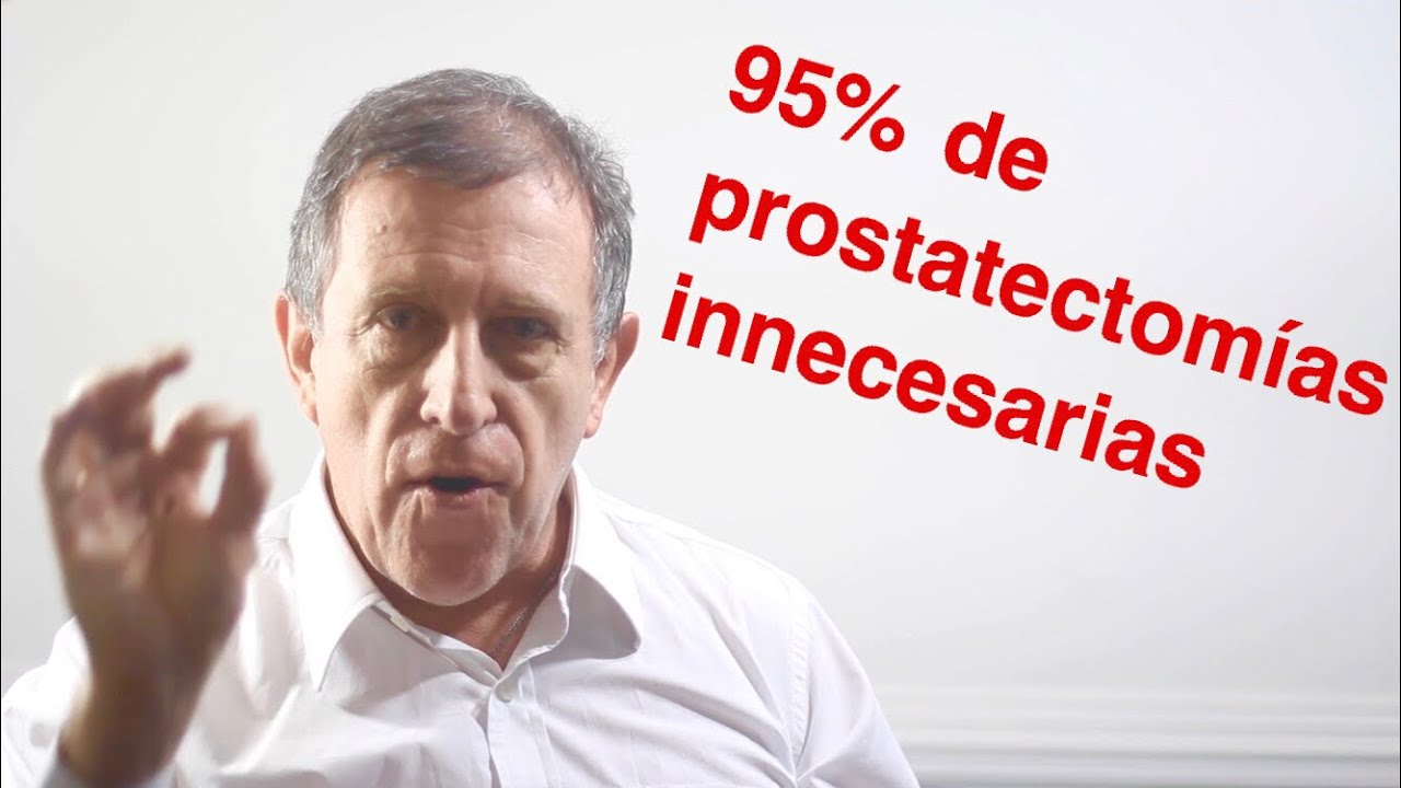 cirugía de próstata you tube 2020