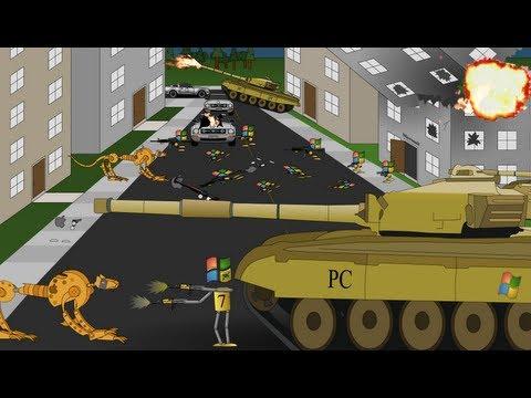 Mac vs PC 5