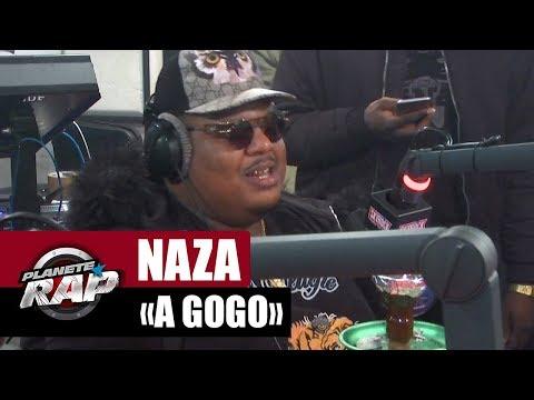 """Naza """"A Gogo"""" #PlanèteRap"""