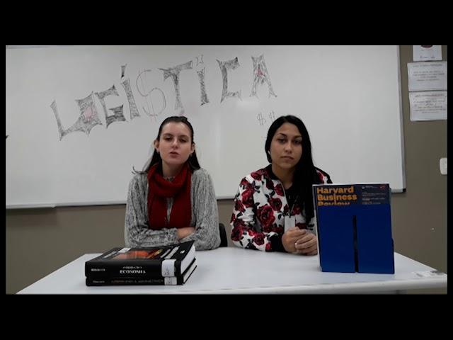 Projeto Integrador II Alana e Larissa Senac (Cachoeira do Sul)
