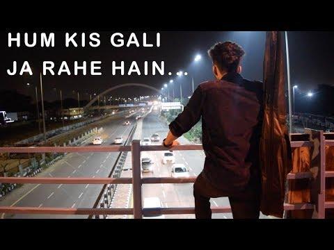 HUM KIS GALI JA RAHE HAI || cover song ||  Ajoonun || music is all we have