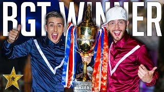 Dancers TWIST AND PULSE Are The WINNERS Of BGT: The Champions! | Got Talent
